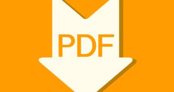 Tesi in PDF