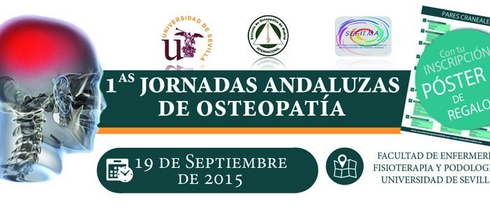 1as Jornadas Andaluzas de Osteopatía